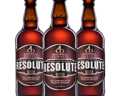 Resolute Bitter 500ml x 12