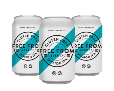 FreeFrom IPA 4.8% 330ml x 12