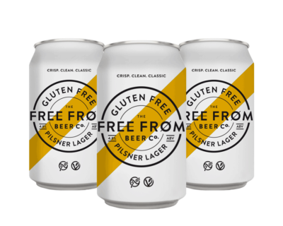 FreeFrom Pilsner 330ml x 12