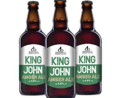 King John 500ml x 12