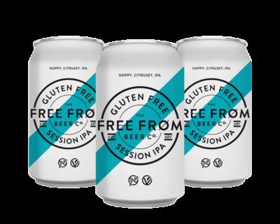 FreeFrom IPA 4.8% 330ml x 12