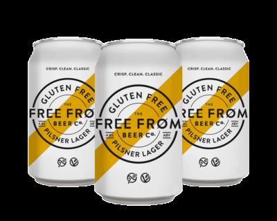 FreeFrom Pilsner 330ml x 12