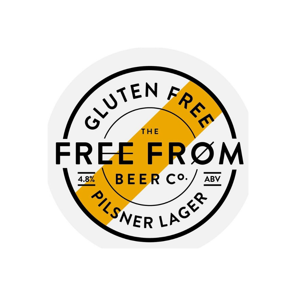 Gluten Free Pilsner 4.8% - 30L keg - Andwell Brewery