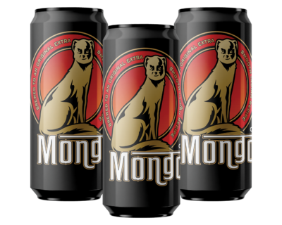 Mongoose Craft Lager 440ml x 12