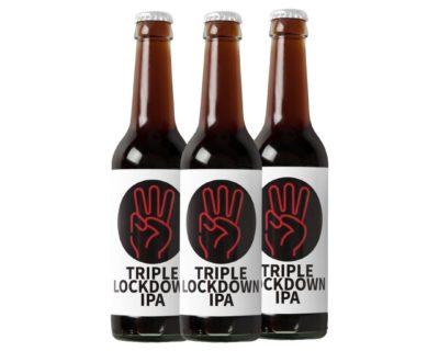 Limited Edition TRIPLE LOCKDOWN IPA 330ml x 12