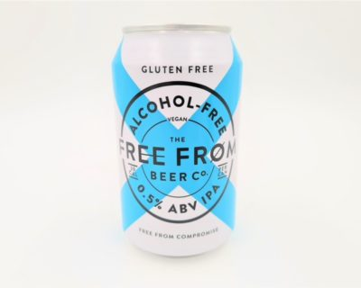 FreeFrom Alcohol-free IPA ABV 0.5%