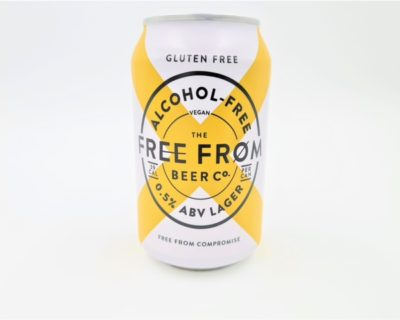 FreeFrom Alcohol-free Pilsner ABV 0.5%